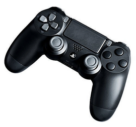 Black Out Modded Controller Ps4