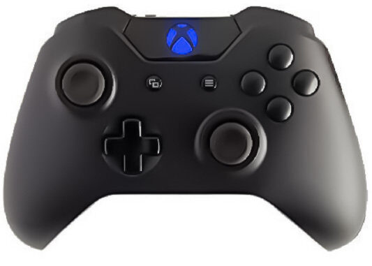 Black Out Controller Xbox One