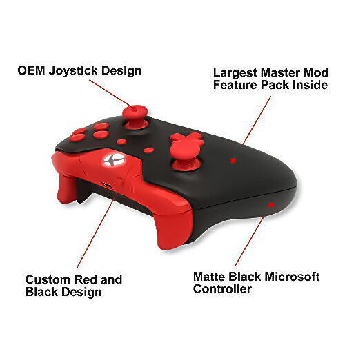 Red Out Controller Xb1