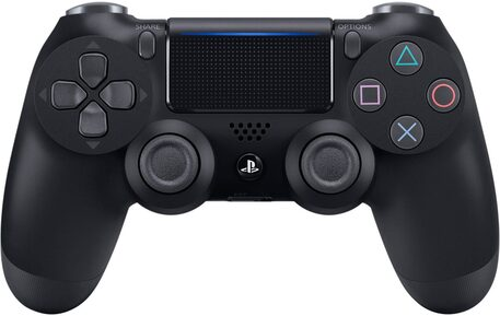 Black Controller Playstation 4
