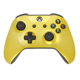 Gold Out Mod Controller Xb1