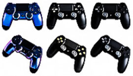 Playstation 4 Mod Controllers