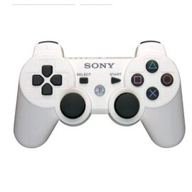 White Ps3 Mod Controller